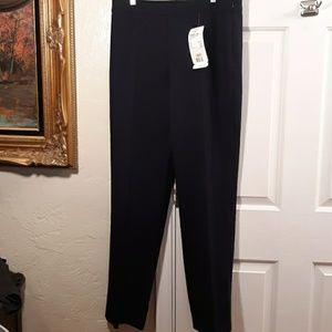 Escada Black Pants NWT